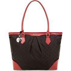 Shopper bag Wittchen na ramię duża bez dodatków