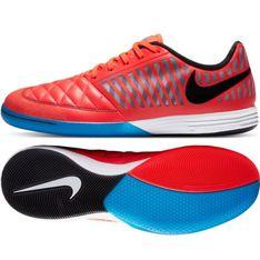 Buty halowe Nike Lunargato Ii Ic M 580456-604 czerwone wielokolorowe
