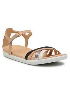 ECCO Sandały Simpil Sandal 20921351872 Beżowy