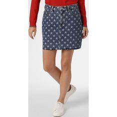 Spódnica Tommy Jeans wiosenna mini