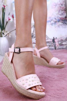 Damskie sandały MARIOLA PUDRA