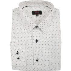 Koszula męska Jurel w abstrakcyjne wzory