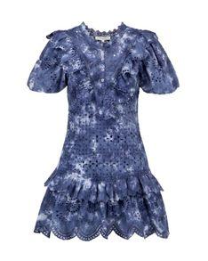 Sukienka LOVESHACKFANCY FRITZI