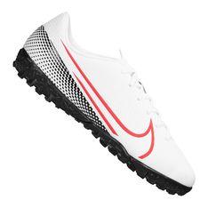 Buty piłkarskie Nike Vapor 13 Academy Tf Jr AT8145-160 wielokolorowe białe
