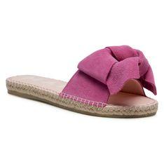 Espadryle MANEBI -  Sandals With Bow M 3.4 J0 Fuxia