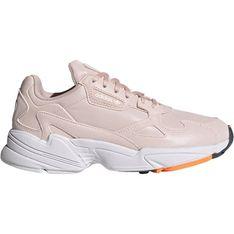 Buty sportowe damskie Adidas na wiosnę sznurowane