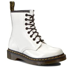 Glany DR. MARTENS - 1460 W 11821104 White