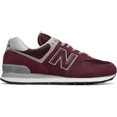 Buty sportowe męskie New-balance czerwony