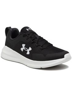 Under Armour Sneakersy Ua Essential 3022954-001 Czarny