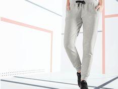 CRIVIT PRO® Spodnie dresowe damskie (M (40/42), Szary)
