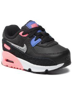 Nike Buty Air Max 90 Ltr (TD) CD6868 011 Czarny
