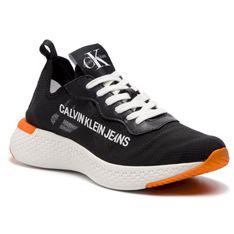 Sneakersy CALVIN KLEIN JEANS - Alban S0583 Black