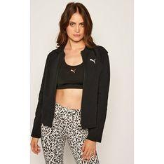 Bluza damska Puma w nadruki krótka