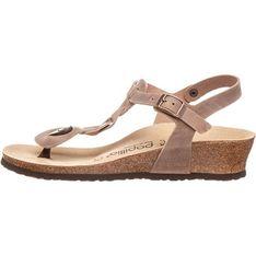 Sandały damskie Papillio skórzane