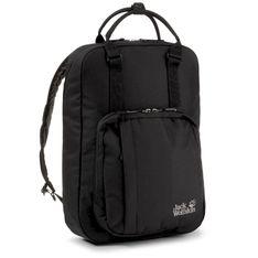 Plecak JACK WOLFSKIN - Phoenix 2007121-6000 Black