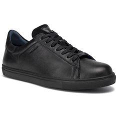 Sneakersy WOJAS - -9060-71 Czarny