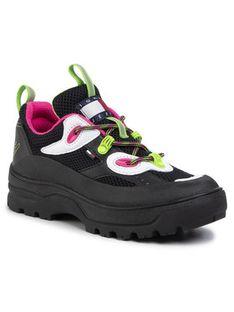 Tommy Jeans Sneakersy Expedition Shoe EN0EN00713 Czarny