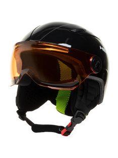 Head Kask narciarski Majo Visor 328140 Czarny
