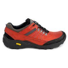 Olivier Męskie buty trekkingowe 274GT czerwone