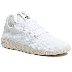 Buty adidas - Pw Tennis Hu B41792 Ftwwht/Ftwwht/Cwhite