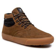 Sneakersy ELEMENT - Topaz C3 Mid U6TM31-01A-2211 Breen Gum