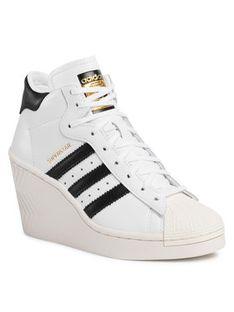 adidas Buty Superstar Ellure W FW0102 Biały