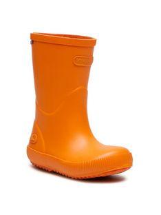 Viking Kalosze Classic Indie 1-13205-7231 Pomarańczowy