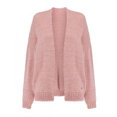 Miękki sweter krótki Akane