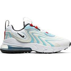 Nike buty sportowe damskie z tkaniny białe płaskie