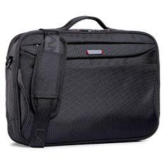 Torba na laptopa LANETTI - BMM-S-043-10-05 Black
