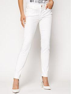 Guess Jeansy Curve X W02AJ2 W93C6 Biały Skinny Fit