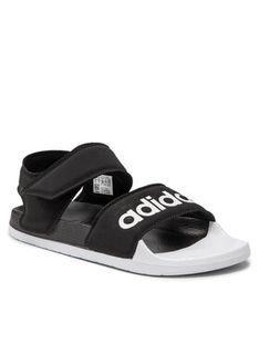 adidas Sandały adilette Sandal F35416 Czarny