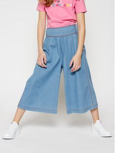Little Marc Jacobs Jeansy W14237 M Niebieski Regular Fit