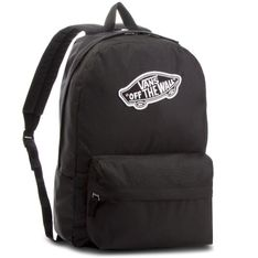 Plecak VANS - Realm Backpack VN0A3UI6BLK Black
