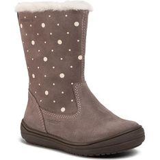 Buty zimowe dziecięce Geox kozaki