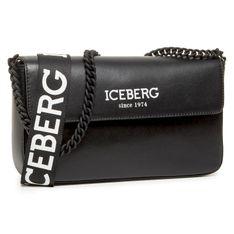Torebka ICEBERG - 8X Borsa 20I P2P1 7204 6962 Black