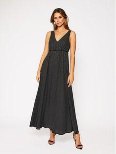Pinko Sukienka wieczorowa Freezer 20201 PBK2 1B14H4 Y69E Czarny Regular Fit