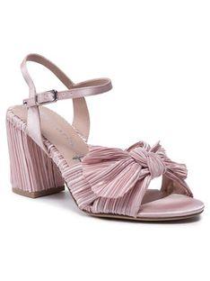 Tamaris Sandały 1-28035-36 Różowy