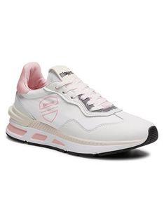 Blauer Sneakersy S1HILESXL02/NEL Biały