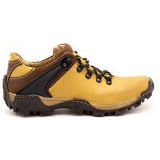 KENT Męskie buty trekkingowe 116 żółte