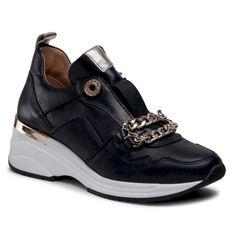 Sneakersy EKSBUT - 2C-6218-155.L92 Czarny