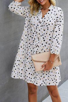 Sukienka RUFISA WHITE