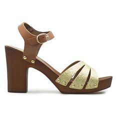 Sandały damskie Venezia brazowy