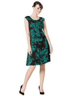 Sukienka ze zwiewnej tkaniny Potis & Verso KATIA