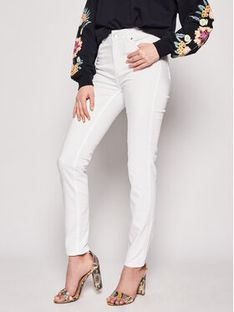 Silvian Heach Jeansy Slim Fit Veronica PGP20650JE Biały Slim Fit