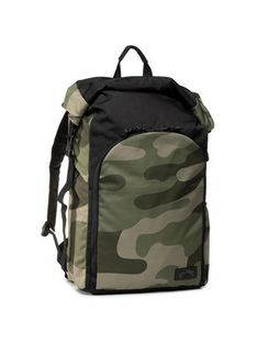 Billabong Plecak Venture Pack U5BP10BIF0 Zielony