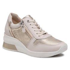 Sneakersy LASOCKI - EST-2218-01 Beige