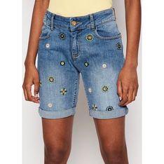 Szorty Desigual jeansowe casual