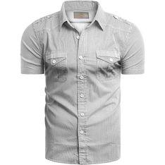 Koszula męska Risardi z krótkim rękawem