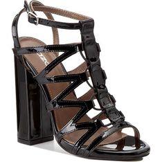 Sandały damskie Kazar czarny